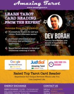 professional online tarot card reading course